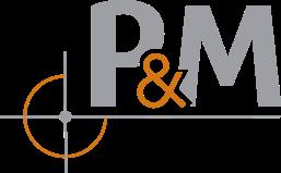 Logo P&M vierge trsp